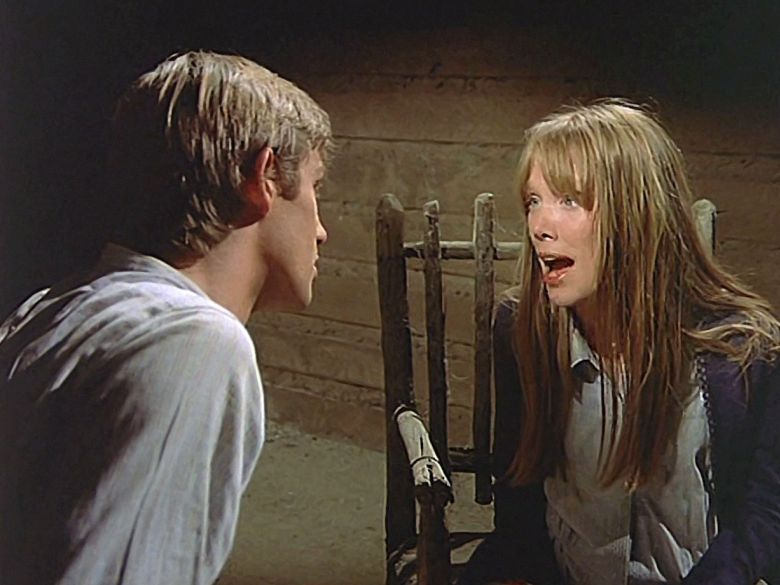 Sissy Spacek as Sarah Jane Simmons
