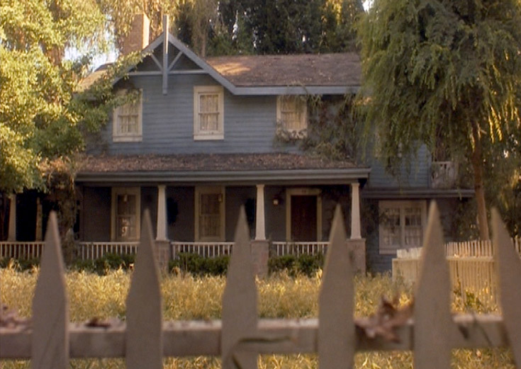 Waltons House Exterior | The Waltons Forum