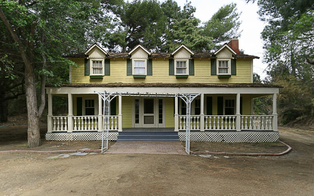 The Mk II house as it appears today: basically the same as when it appeared after renovation in The Gilmore Girls